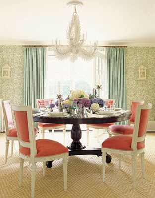 Dining Rooms Modern Elegance Posted By Victoria Dreste